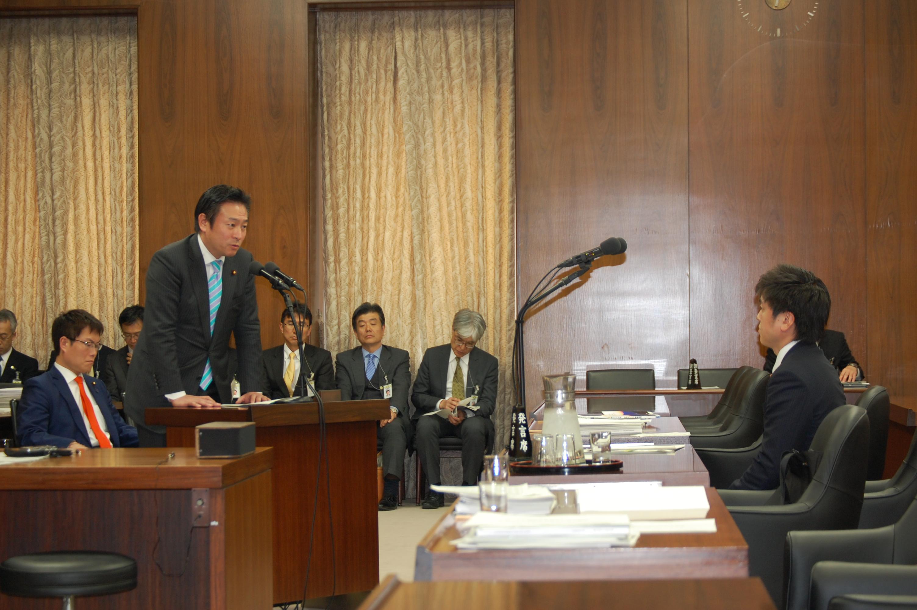 衆院予算委員会 第8分科会(2018/2/23)1