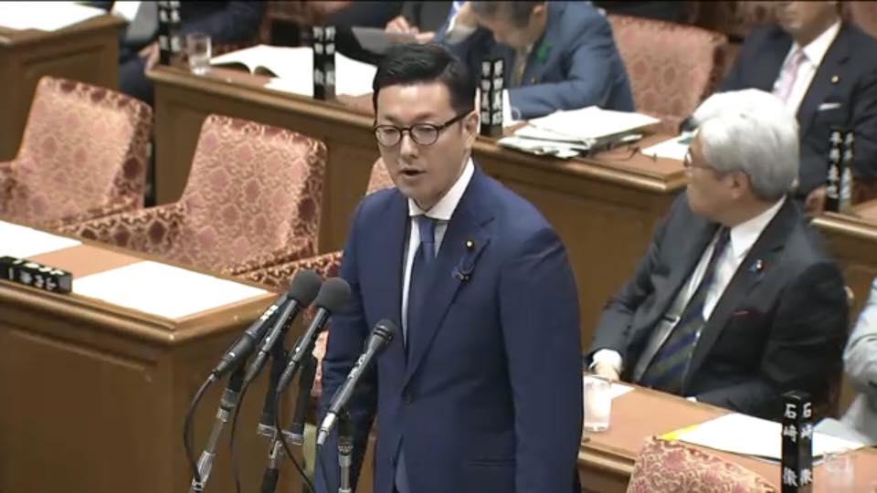 予算委員会で外交等をテーマに集中審議