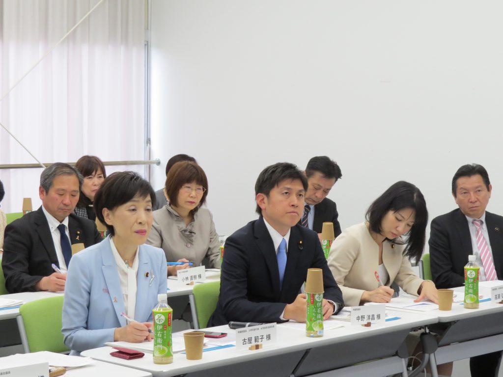 兵庫大学のリカレント教育を視察