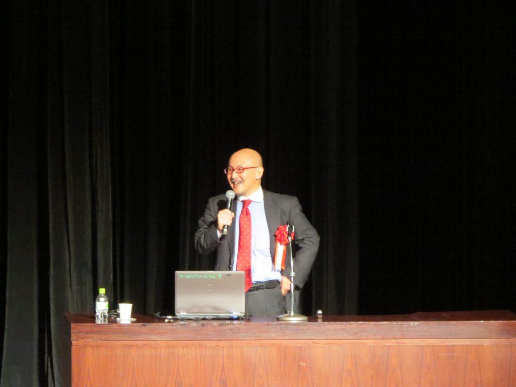 尼崎総支部政経セミナーを開催