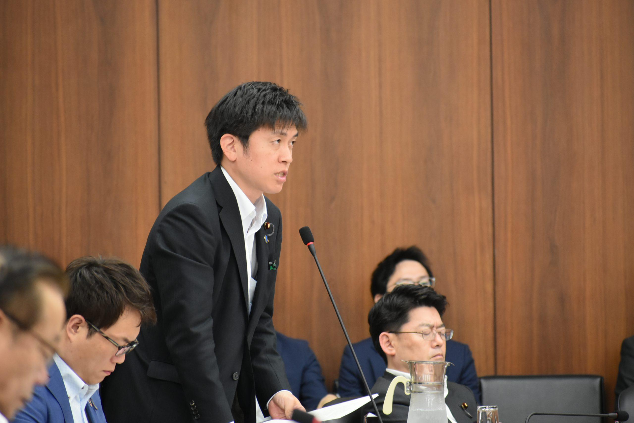 衆議院 国土交通委員会(2019/6/12)