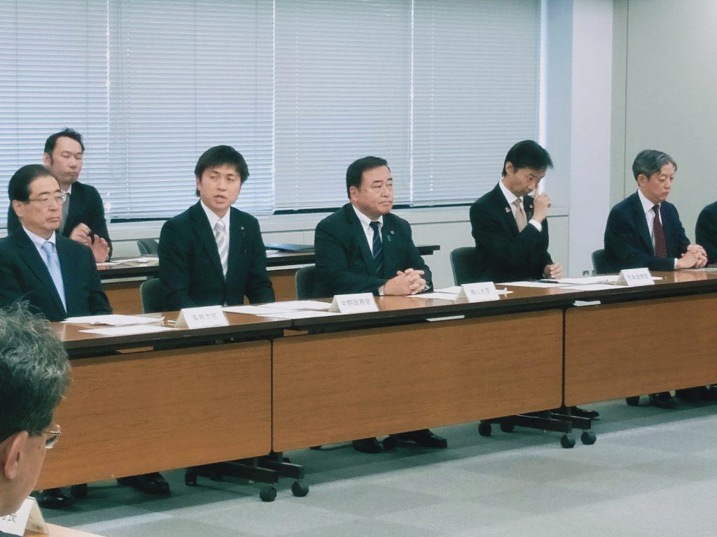 原子力総合防災訓練に参加