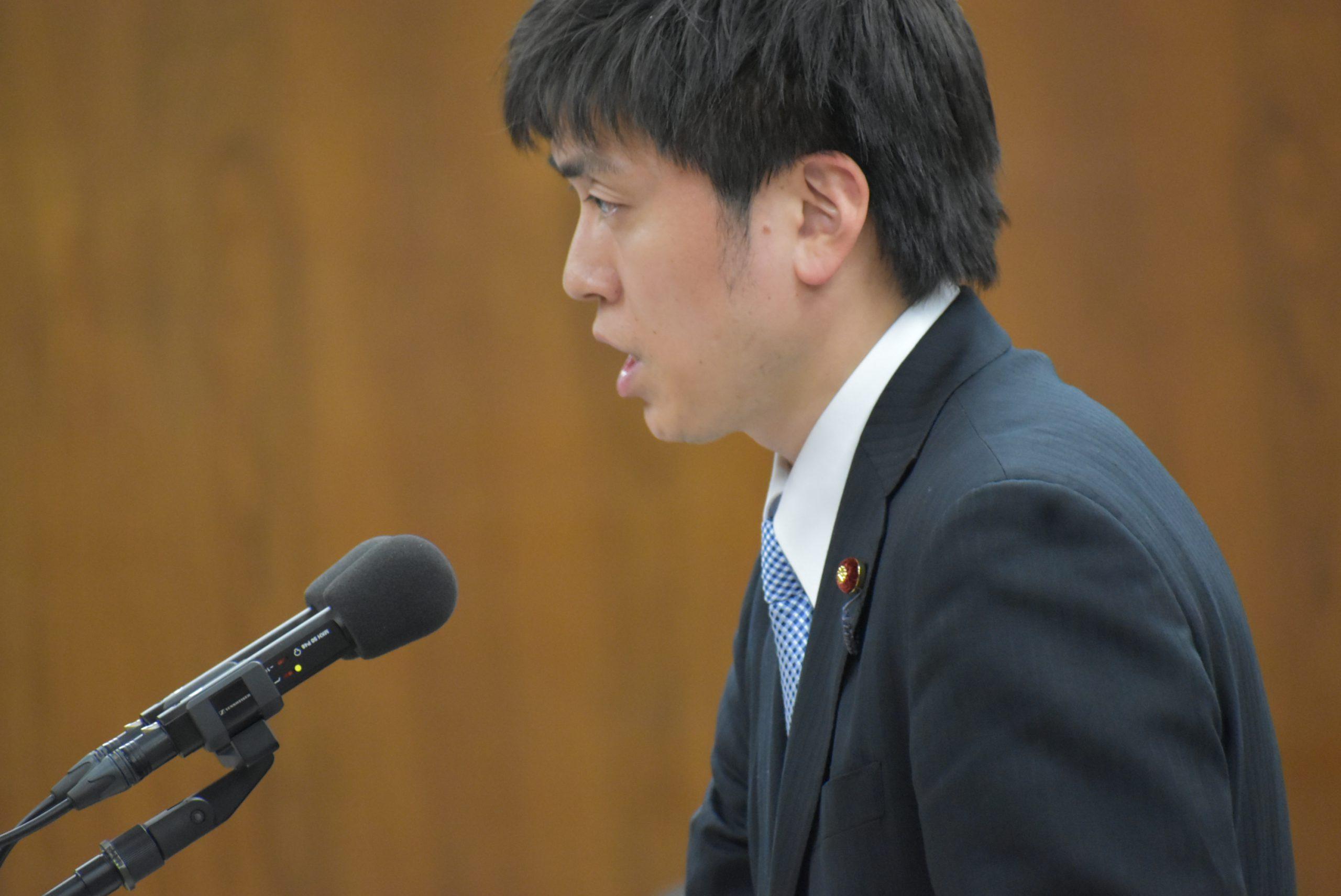 予算委員会第八分科会    (2019/2/27)