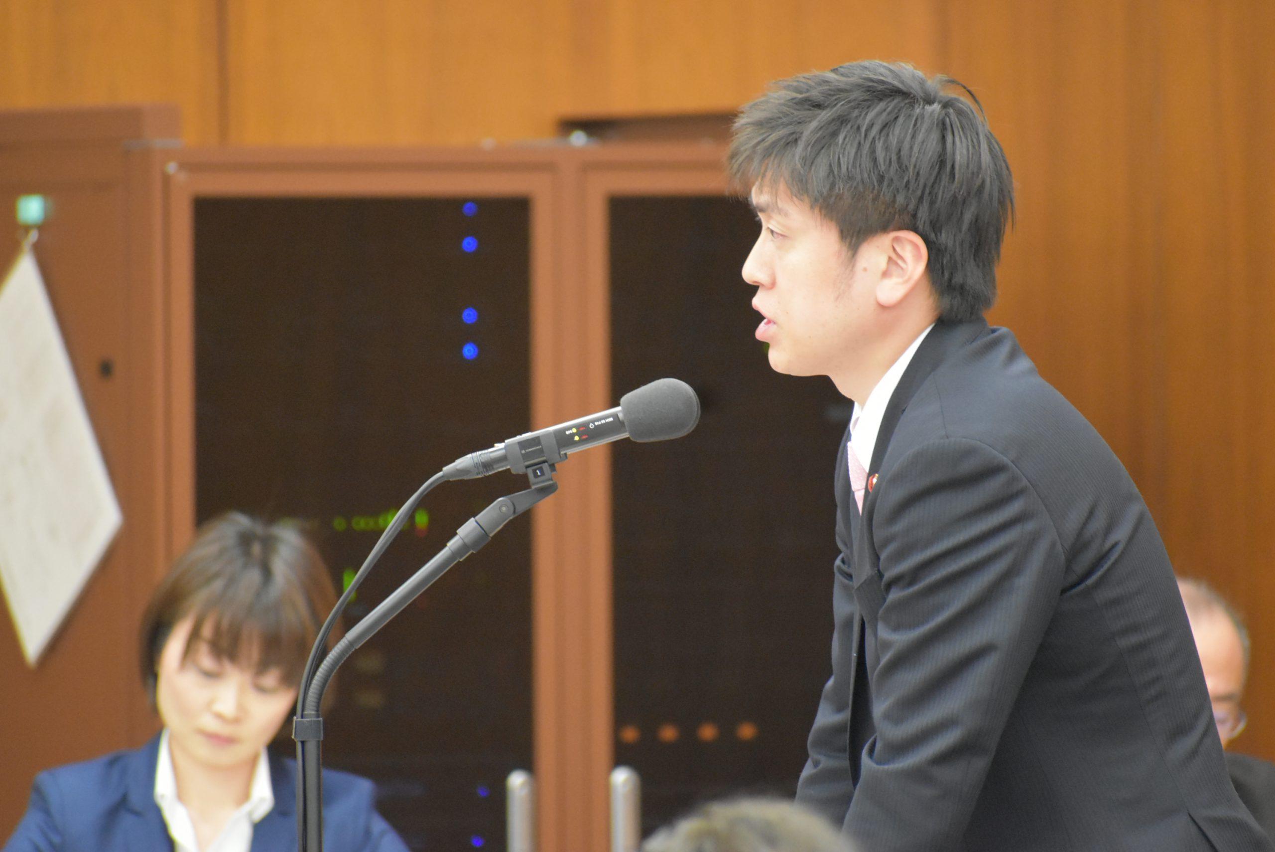 衆議院 東日本大震災復興特別委員会(2019/3/14)