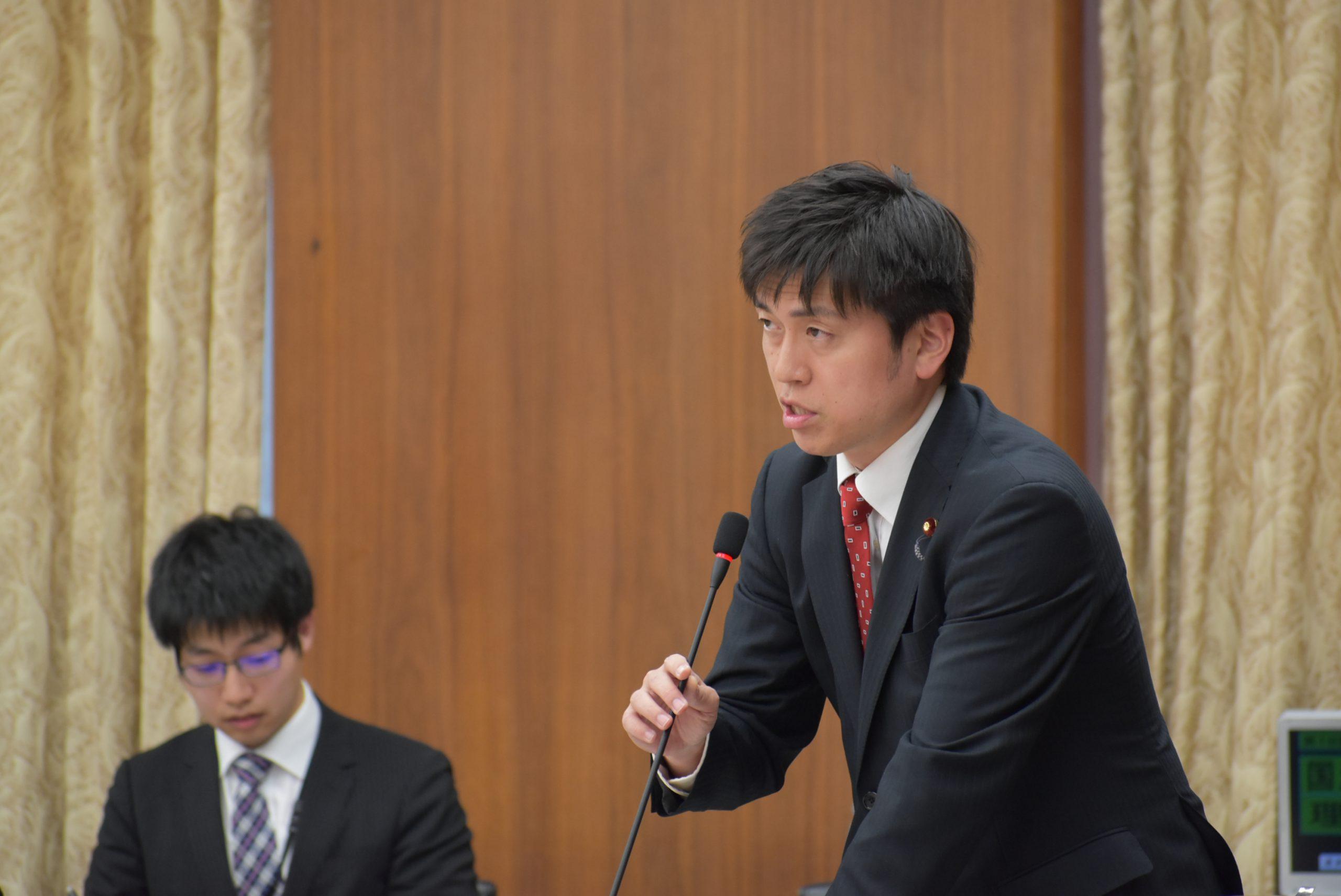 衆議院 国土交通委員会(2019/4/10)