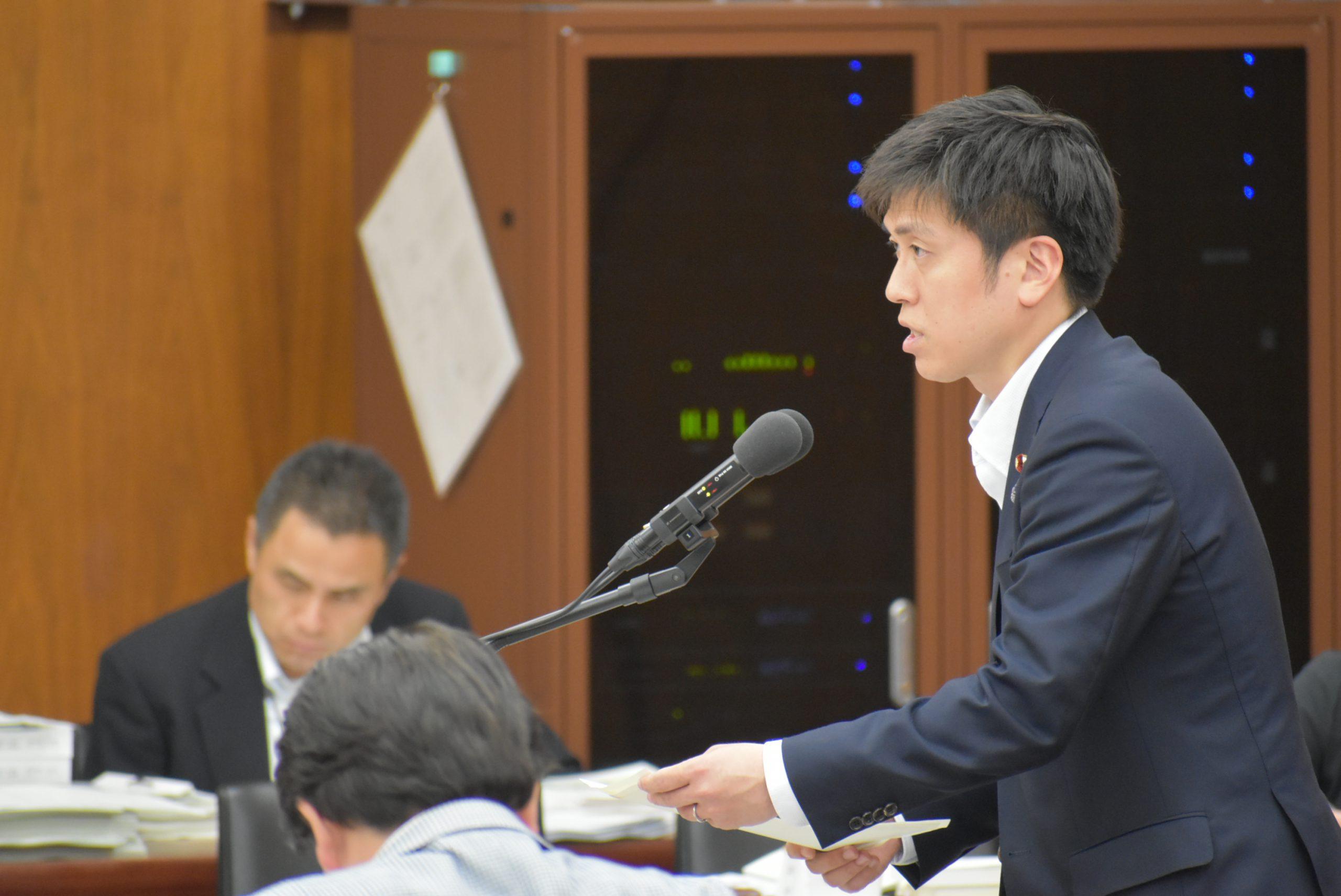 衆議院 厚生労働委員会(2019/6/5)